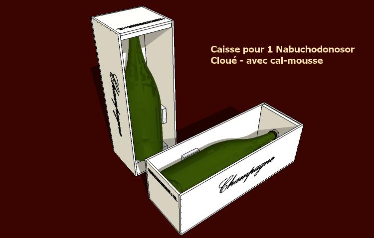 Caisse pour 1 Nabuchodonosor